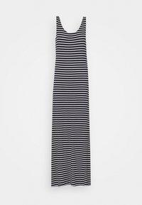 Vila - VIDINA DRESS - Vestito lungo - navy blazer - 0