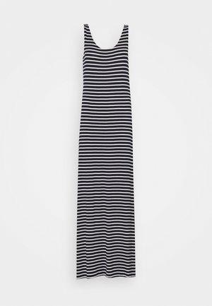 VIDINA DRESS - Vestido largo - navy blazer