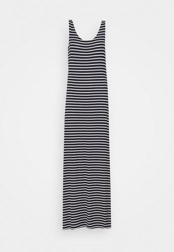 VIDINA DRESS - Vestito lungo - navy blazer