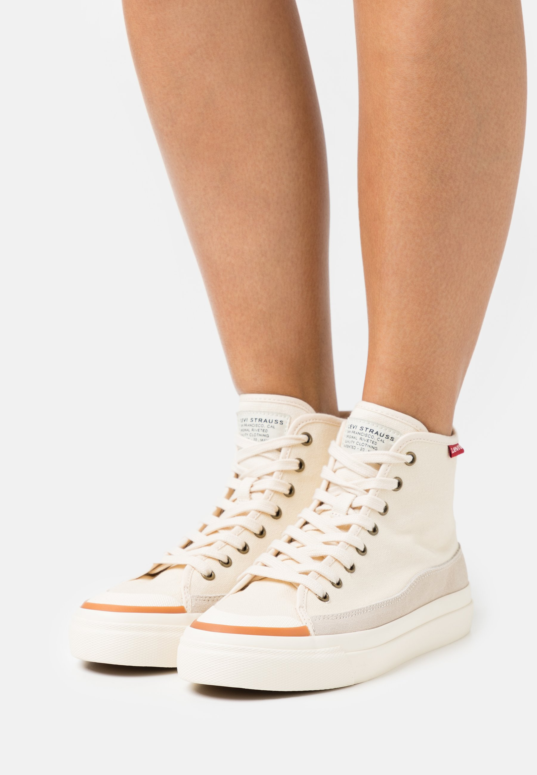 Women SQUARE - High-top trainers