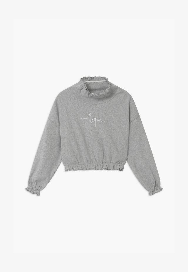 ONO - T-shirt à manches longues - grey