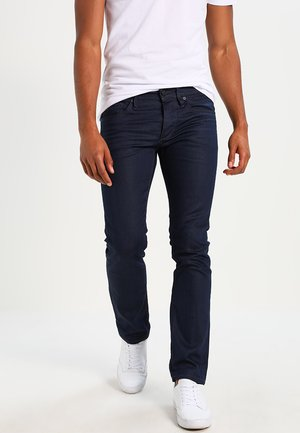 JJCLARK - Straight leg jeans - blue denim
