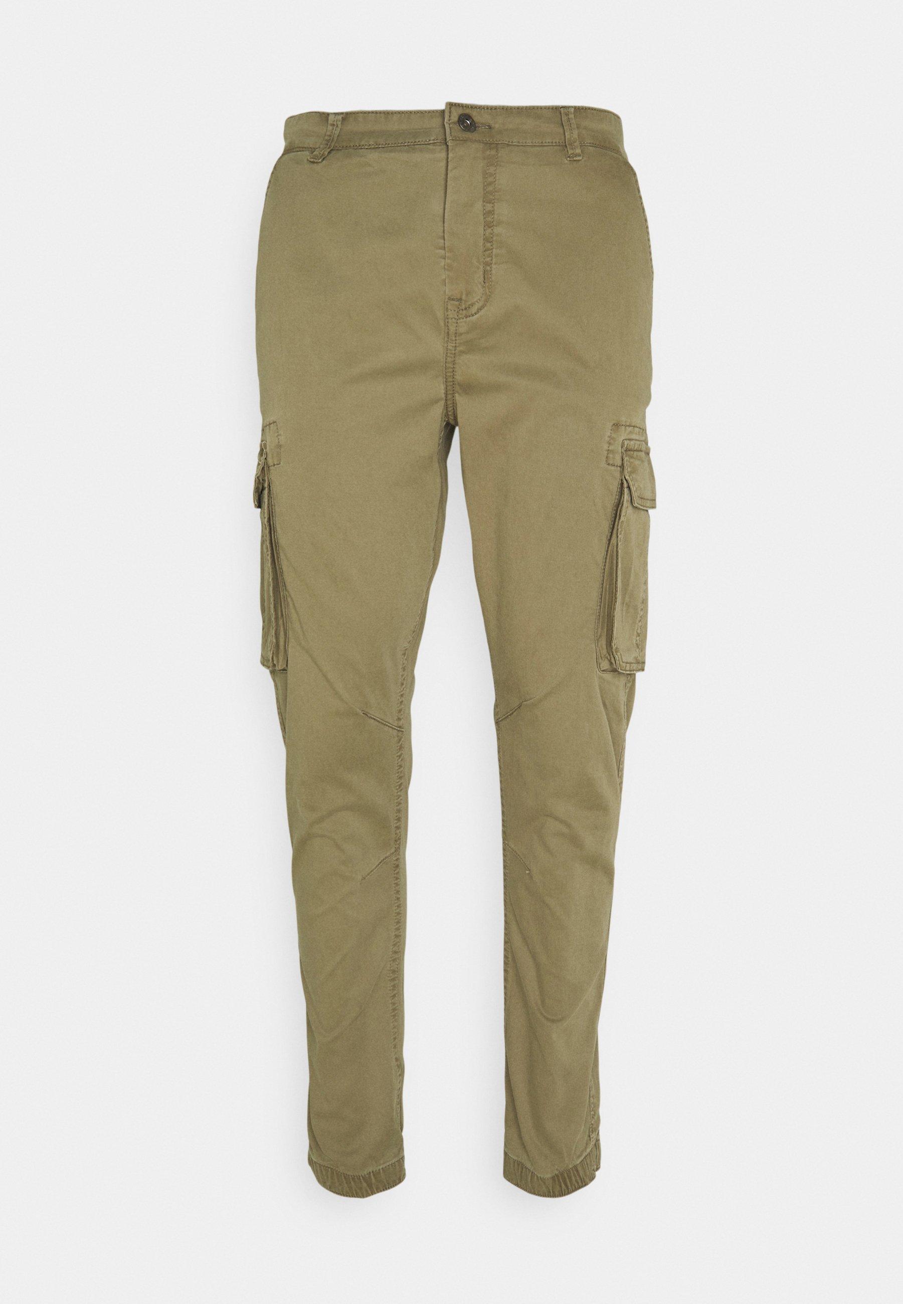 Men PANTS CROPED - Cargo trousers
