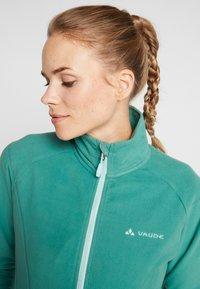 Vaude - ROSEMOOR  - Fleecová bunda - nickel green - 3