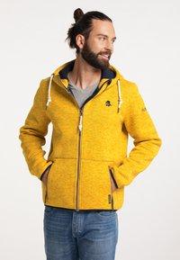 Schmuddelwedda - Fleece jacket - senf melange - 0