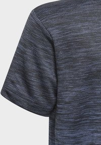 adidas Performance - AEROREADY GRADIENT T-SHIRT - Basic T-shirt - black - 4