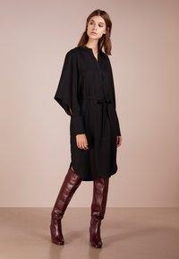 Bruuns Bazaar - PRALENZA DRESS - Day dress - black - 0