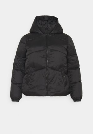 VMUPSALA SHORT JACKET - Winter jacket - black