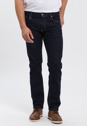DAMIEN - Straight leg jeans - rinsed