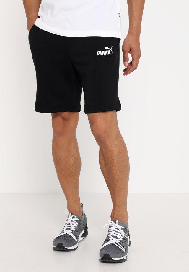 BERMUDAS - Sports shorts - black