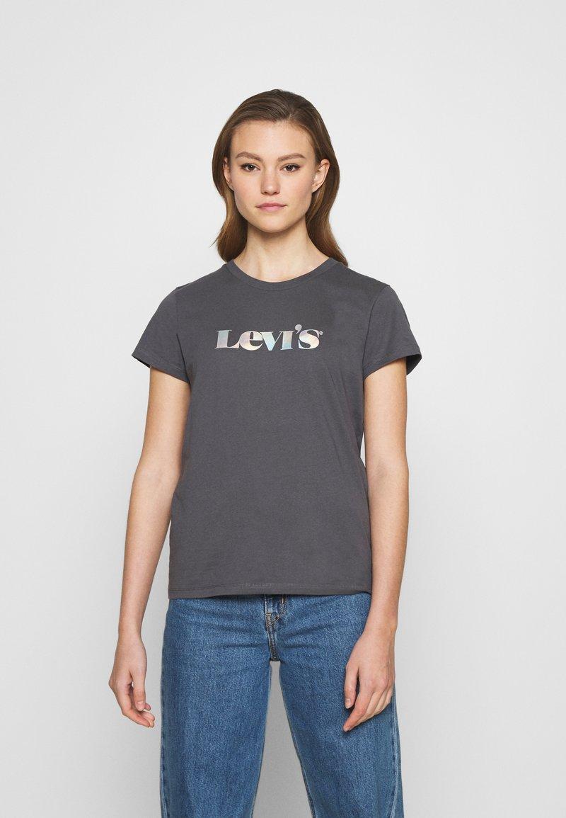 Levi's® - THE PERFECT TEE - T-shirts print - blackened pearl