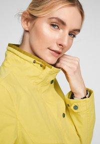 Q/S designed by - Light jacket - pistacchio - 4