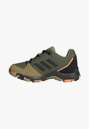TERREX HYPERHIKER LOW WANDERSCHUH - Hiking shoes - green