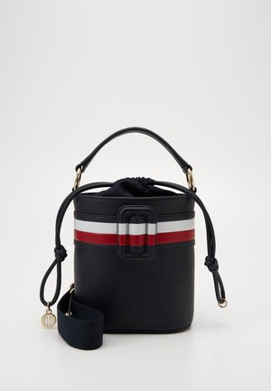 CHIC BUCKET - Handbag - blue