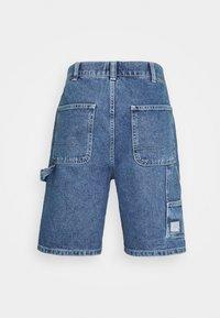 BDG Urban Outfitters - CARPENTER - Denim shorts - blue - 1
