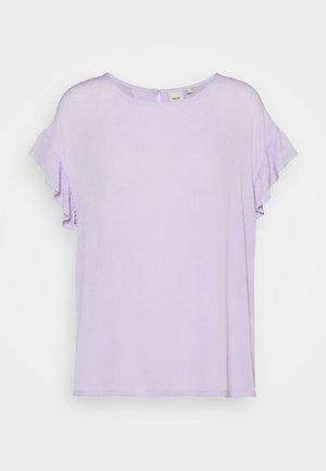 IHMARRAKECH - Print T-shirt - orchid petal