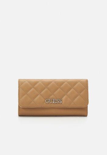 ILLY POCKET TRIFOLD - Wallet - beige