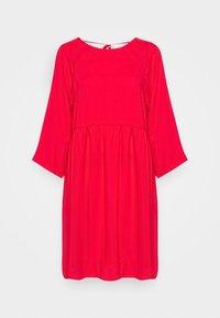 Monki - OLIVIA DRESS - Day dress - red - 3