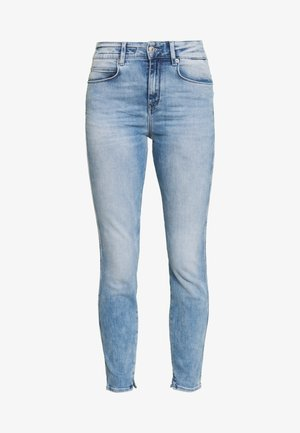 WET - Jeans Skinny - light blue denim