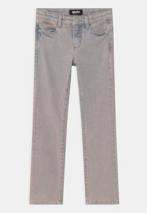 ALIZA - Bootcut jeans - blush blue wash