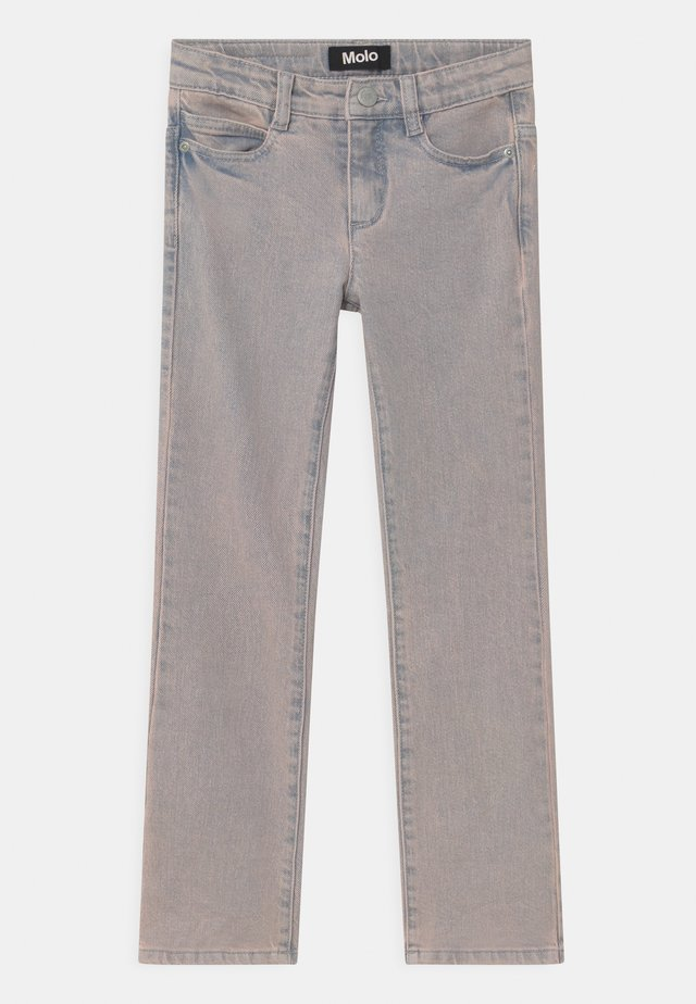 ALIZA - Jeans bootcut - blush blue wash
