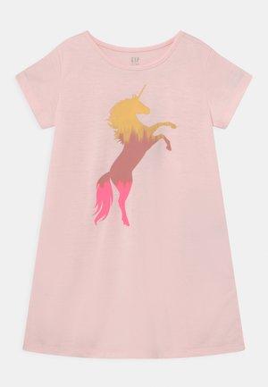 GIRL UNICORN - Noční košile - spring pink