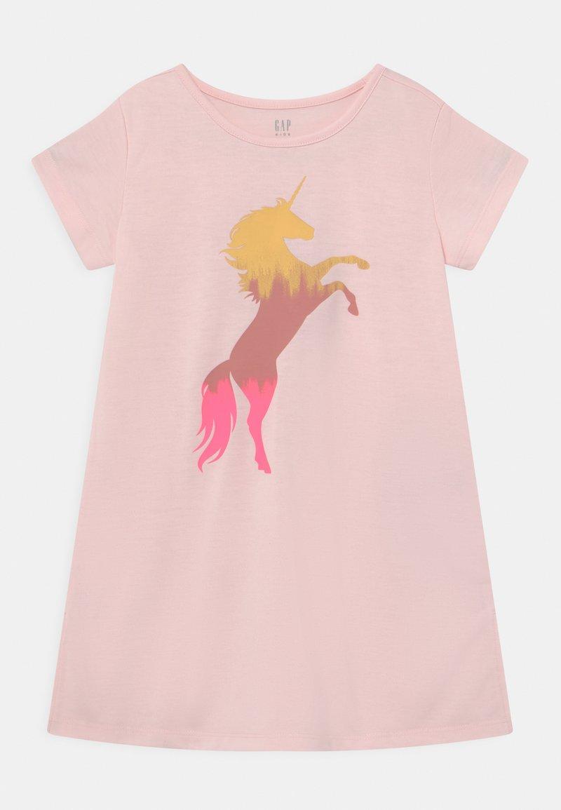 GAP - GIRL UNICORN - Noční košile - spring pink