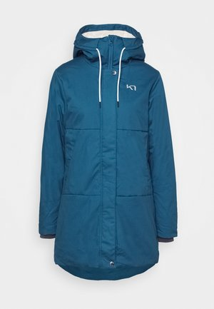 SKUTLE JACKET - Winter coat - ocean