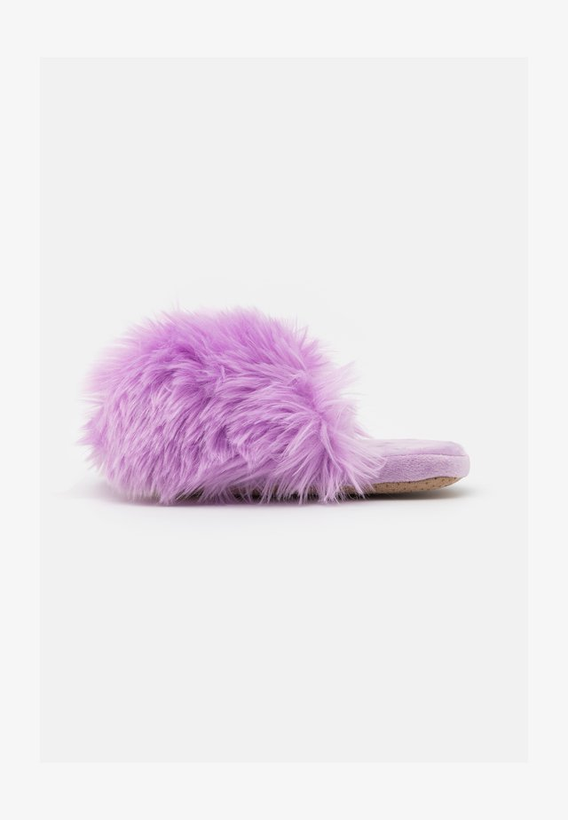 Pantofole - lilac