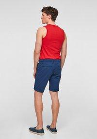 s.Oliver - Shorts - blue - 2
