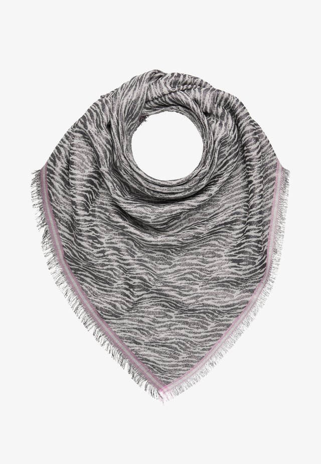 MILLE COLUR SCARF - Foulard - grey