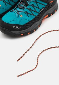 CMP - KIDS RIGEL MID TREKKING SHOE WP UNISEX - Obuwie hikingowe - rif/antracite - 5