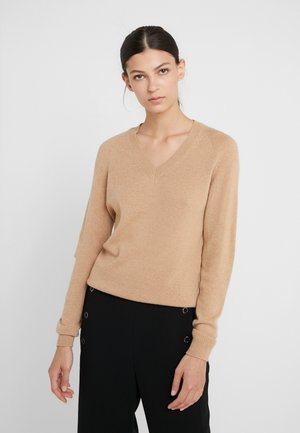 CASHMERE - Sweter - baby camel