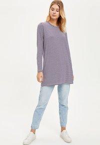 DeFacto - Long sleeved top - purple - 1