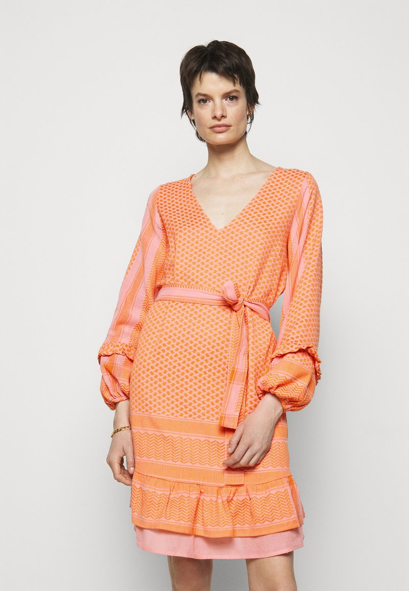 CECILIE copenhagen - LIV - Day dress - flush