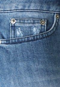 Dondup - Minirock - blue thread - 2