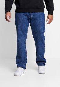 Levi's® Plus - 501® LEVI'S®ORIGINAL FIT - Straight leg jeans - stonewash - 0