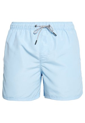 JJIARUBA SWIM  SHORTS - Swimming shorts - alaskan blue