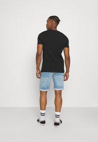 G-Star - D-STAQ - Denim shorts - sun faded aqua marine - 2