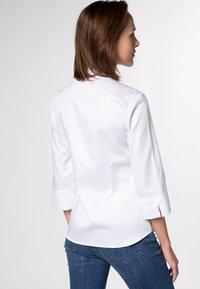 Eterna - MODERN CLASSIC - Overhemdblouse - weiß - 1