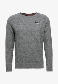 Superdry - Pullover - ash grey grit - 3