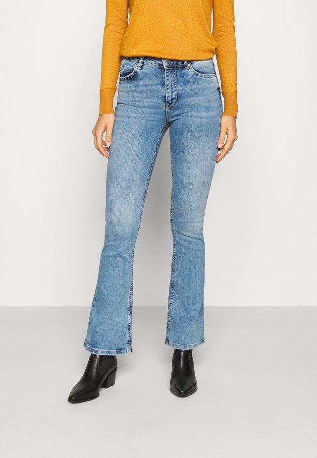 NATASHA - Jeans Bootcut - ocean blue