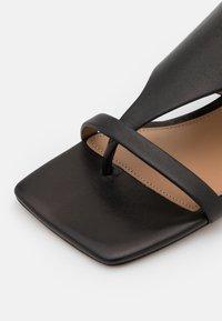 By Malene Birger - KATH - T-bar sandals - black - 6