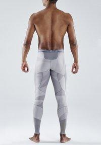 Skins - Leggings - grey geo - 1
