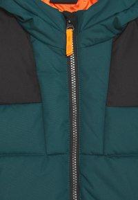 Icepeak - KERPEN JR - Zimní bunda - antique green - 2