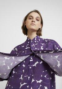 Hope - TWICE - Skjorte - purple sweep print - 3