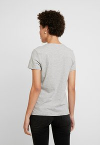 Tommy Hilfiger - T-shirts - light grey heather - 2