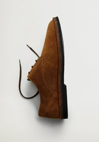 Mango - Chaussures à lacets - middenbruin - 2