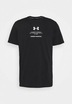 ORIGINATORS OF PERFORMANCE - T-shirt imprimé - black