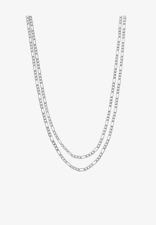 ISOLDE MULTI FIGARO - Ketting - silver-coloured